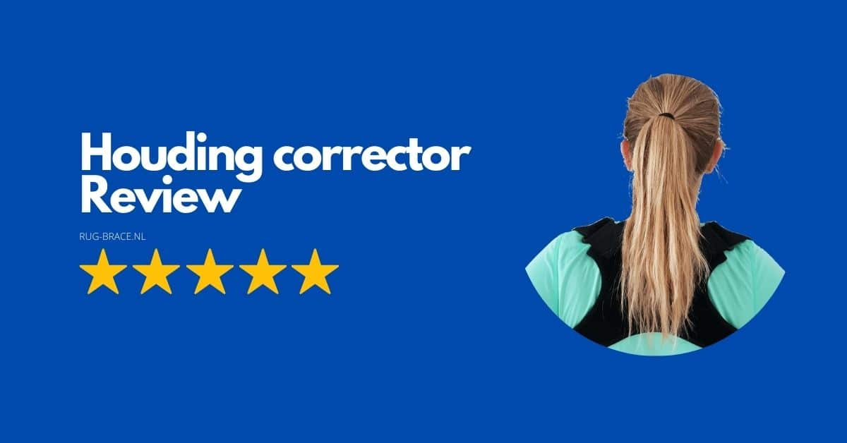 houding corrector review